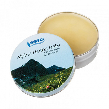Вивасан альпийские травы бальзам применение